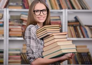 דייט ראשון בספריה